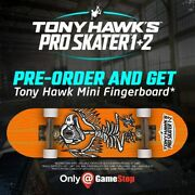 Tony Hawk's Pro Skater 1 And 2 Collector's Edition Ps4 Preorder Confirmed