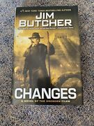Dresden Files Ser. Changes By Jim Butcher 2010, Hardcover