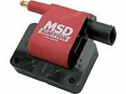 Msd Ignition Coil Fits Jeep Cherokee 1992-1998 4.0l 6 Cyl 21tngw