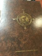 International Numismatic Society Great Historic Coins Of The World Collection
