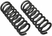 Moog Chassis Parts Cs638 Constant Rate Springs Sold In Pairs
