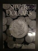 Eisenhower Ike Dollar 1971-1978 Booklet, Coin Set, 40 Silver And Clad