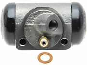 Front Right Ac Delco Wheel Cylinder Fits Chevy P20 Van 1968-1970 53qgrm