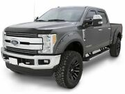 Front And Rear Fender Flare Fits Ford F350 Super Duty 2017-2018, 2020 19tzmg