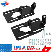 Adjustable Conversion Engine Mounts For 88-98 Gmc Truck Ls2 Ls6 2wd Swap Chevy