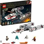 Lego Star Wars 75249 Resistance Y-wing Starfighter W/minifigures - New