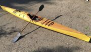Wood Kayak 18andrsquo Excellent Condition