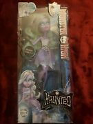 Monster High Haunted Movie Getting Ghostly Twyla Doll In Box Daughter Boogey Man