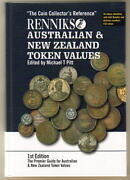 Renniks - Australian And New Zealand Token Values.. 1st Ed Reference Guide Book