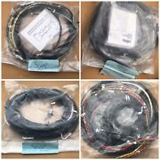 Ynz 1941 Desoto Complete Wiring Harness Set- Main, Tail Light, Power Top, Trans