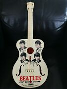 Selco Beatles Toy Guitar Made In England Under Licence
