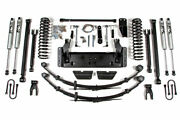 Bds 1997-2001 Jeep Xj 6.5 Long Arm Lift Kit With Fox Shock