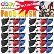 Washable Face Mask Activated Carbon Outdoor Cycling Anti Pm2.5 Wholesale Lot Pro
