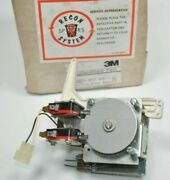 Nos Vintage 3m Thermofax Replacement Ratcheting Dial Switch T895301 8013 5001 41