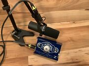 Shure Sm7b W-cloud Microphones Cl-z Cloudlifter Booster And 6' Cable