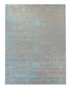 Solo Rugs - Clarissa Transitional Hand-knotted Wool-blend Area Rug