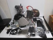 Yd100 100cc Complete Dio Bicycle Engine Kit With Oko Carburetor Extra Jets