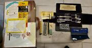 Post 1075 Drafting Kit Vintage Tools Antique Set W/drawing Leads And Lead Pointer