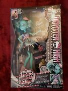 2013 Monster High Doll Frights Camera Action Honey Swamp New