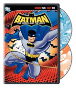 Batman The Brave An-batmanbrave And The Bold S2 P1 Dvd New