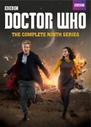 Doctor Who The Complete Ni...-doctor Who The Complete Ninth Series 5p Dvd New
