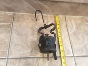 Antique Miners Lamp-lantern-carbide Lamp, Top Section