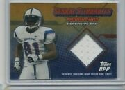 Tamba Hali 06 Topps Draft Picks And Prospects Senior Standout Jersey Card And039d 2/10