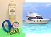 Dometic Marine Air Conditioner Refrigerant R417a Recharge Kit 38 Oz. Can Kit