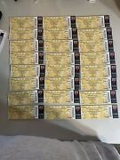 Chicago Bulls Nba Playoffs 2009 Conference Semifinals Full Round Ticket Stubs