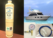 Marine, For Dometic Air Conditioning, R22, Refrigerant, Large 38 Oz Recharge Kit