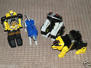 Mighty Morphin Power Rangers Megazord Choose Your Zord Multi Listing