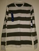 Polo Thermals Mens Nwt