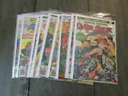 Red Sonja Lot Marvel Feature Etc 14 Issues Raw High Grade Free Shipping