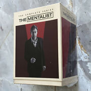 The Mentalist Complete Series Full Dvd Box Set 34 Disc Fast Shipping Region 1
