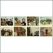 The Beatles 1965 Help Promotional Lobby Cards Set Uk