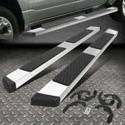 For 07-19 Silverado Sierra Extended Cab 5.5ss Side Step Nerf Bar Running Boards