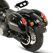 Sacoches Rigides Laterales Pour Harley Softail Deluxe 18-20 Detachables Michigan