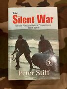 Silent Warauthor Signed South African Opns 1969-94 By Peter Stiff