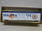 Roundhouse/model Railroad Mria And03974 50and039 Boxcar Dallas Texas-kitho Scale