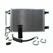 66 1966 67 1967 Chevy Chevelle El Camino A/c Condenser Pass Side Kit New - J76