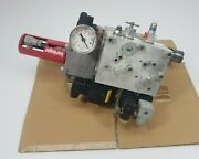 Bucher Hydraulics Electronical Controlled Lift Elevator Valve Beringer Lrv-175a