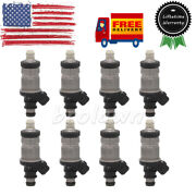8 Pcs For Mercruiser 805225a1 Marine Flow Matched Fuel Injectors Mallory 9-33100
