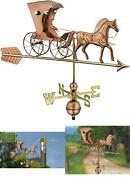 Good Directions Country Doctor Weathervane With Arrow Pure Copper