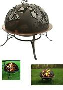 Good Directions Fd-3 Orion 30-inch Copper-finished Steel Fire Dome With Built-in