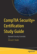 Sheikh Ahmed F-comptia Security+ Certificatio Book New