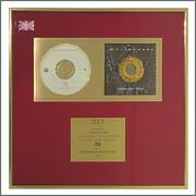 White Snake 1994 Greatest Hits Emi Records/bpi Gold Record Award Uk