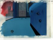 Batman The Animated Series Animation Production Background N Layout Drawing 201