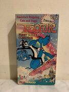 Foofur- Furry Tails Can Come True Vhs Tape