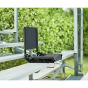 Portable Stadium Seat Hover Image To Zoom 20 In. Outdoor Aluminum Chair