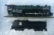 Challenger Imports Great Northern Rr Class S-1 4-8-4 Locomotive 2555 Open Cab